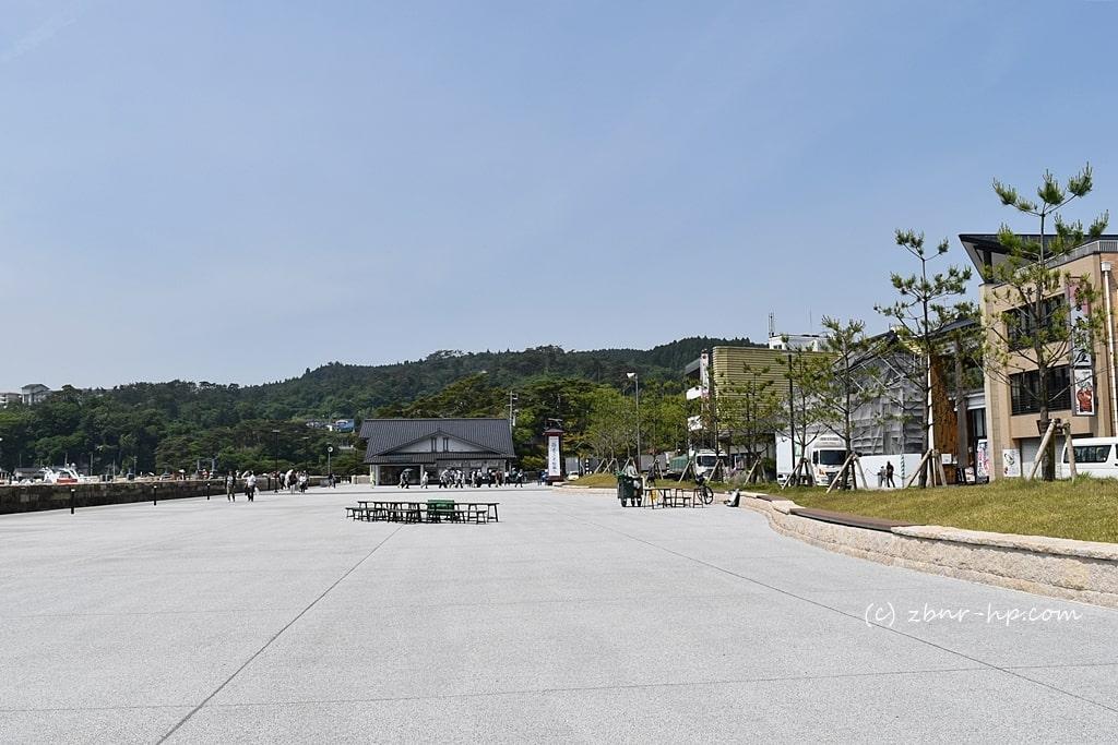 松島中央広場